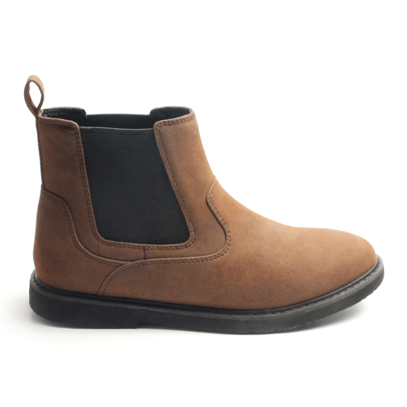 Men Chelsea Boots Twin Elastic