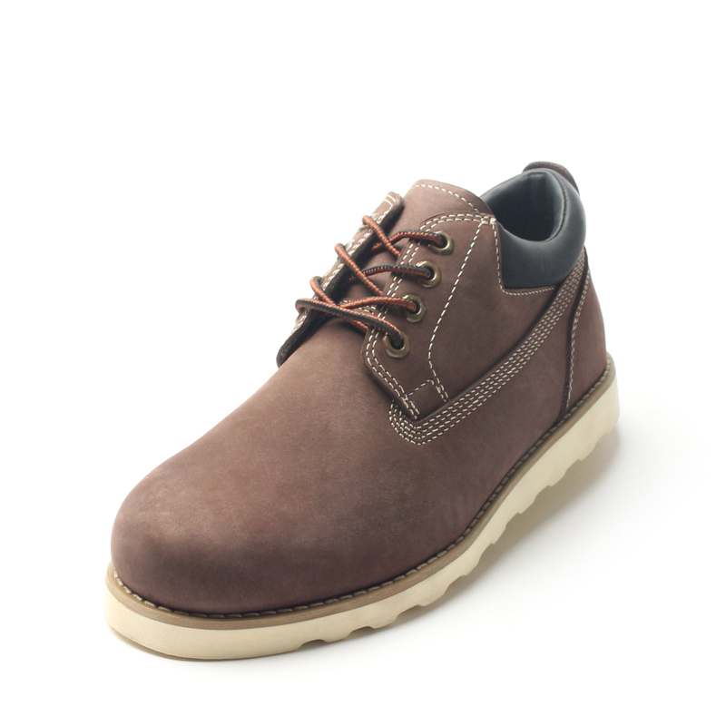 Men Mid Cut Desert Boot/lace Up